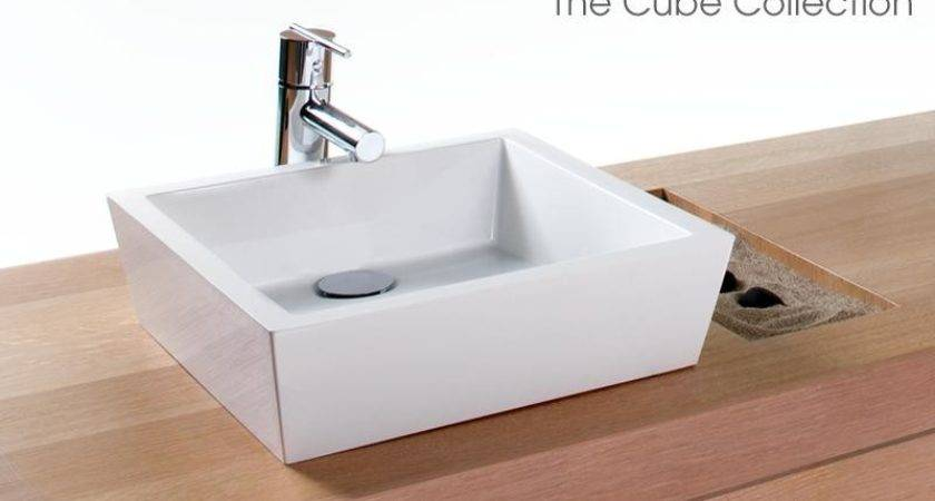 Cube Collection Vessel Sinks Wetstyle