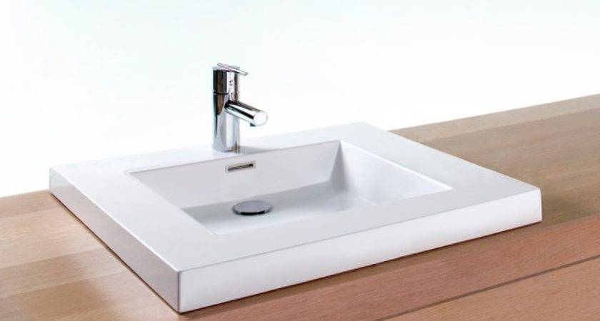 Cube Sink Vcs Modern Bathroom Sinks Montreal