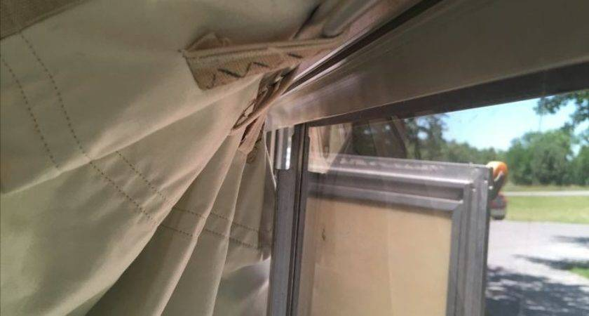 Curtain Rods Campers Menzilperde