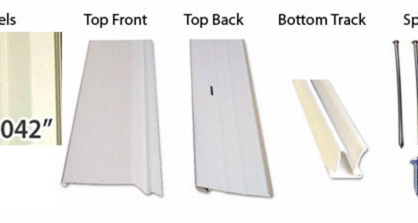 Custom Vinyl Skirting Kit Homes Ruffs