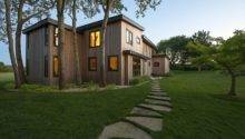 Daniels Lane Sagaponack Hamptons Modern Green Home