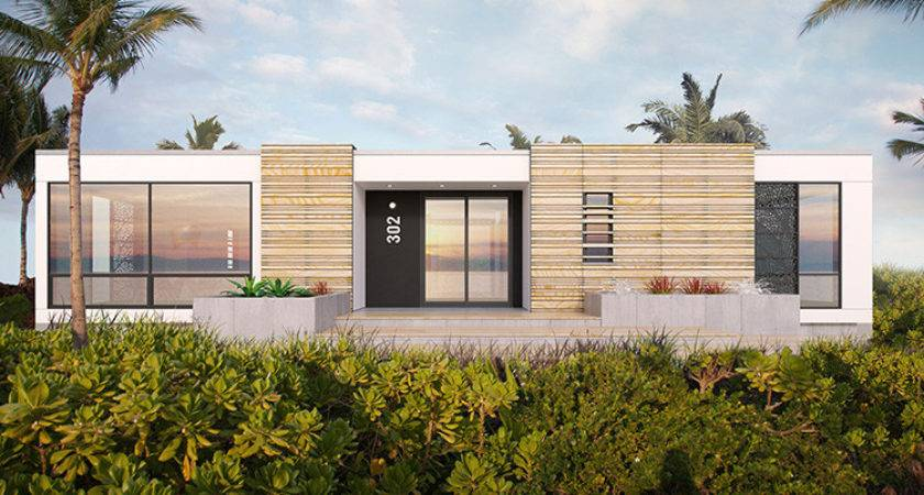 David Rockwell Luxurious Pre Fab Homes Archdaily