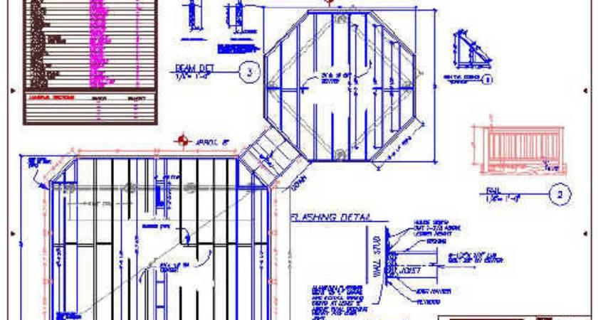 Deck Blueprints Popideas