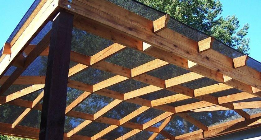 Deck Cover Ideas Homesfeed