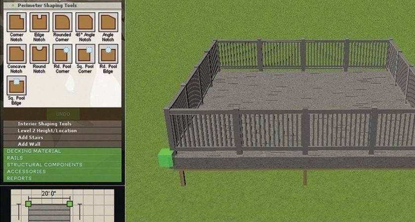 Deck Design Software Professional Builder