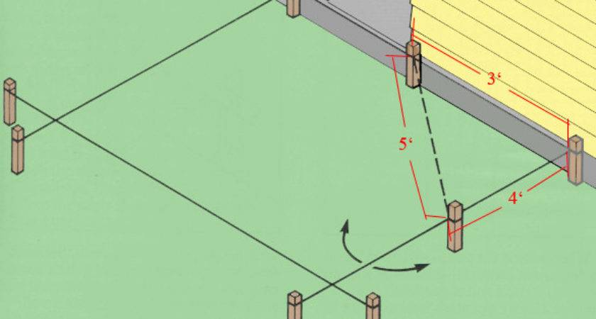 Deck Framing Details Build Your Dream Quinju