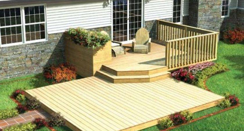 Deck Patio Design Ideas Small Plus Outdoor