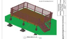 Deck Plans Blueprints Pdf