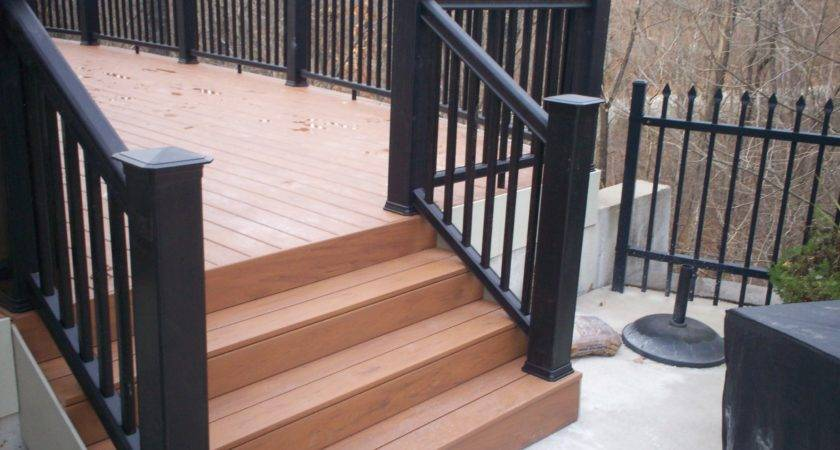 Deck Railing Ideas Louis Decks Screened Porches