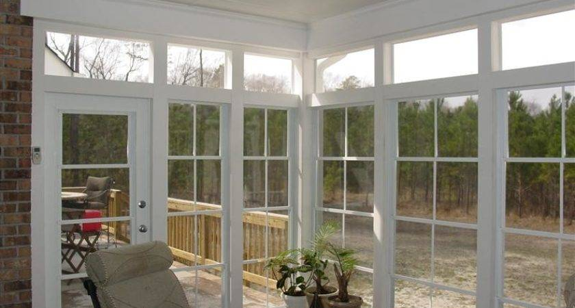 Deck Screened Porch Designs Best