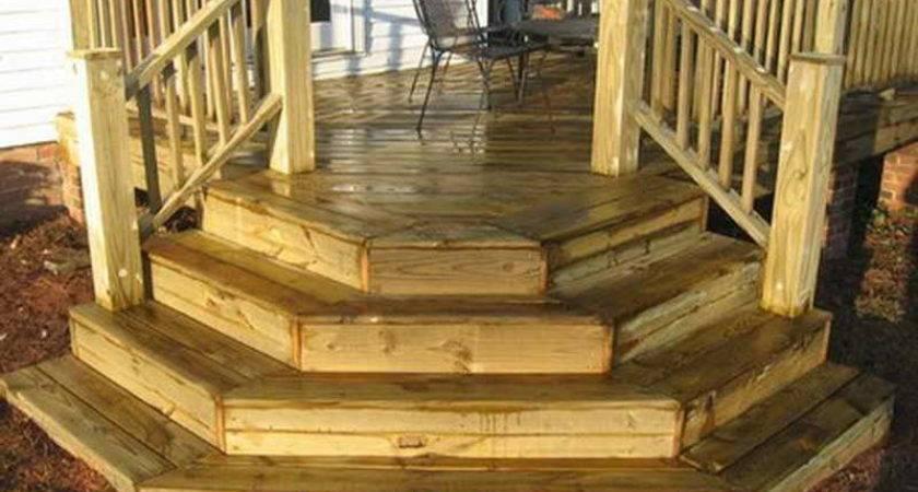 Deck Stair Ideas Joy Studio Design Best