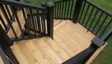 Deck Stairs Louis Decks Screened Porches Pergolas