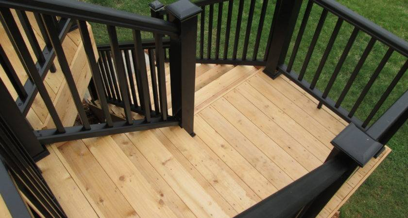 Deck Stairs Louis Decks Screened Porches Pergolas
