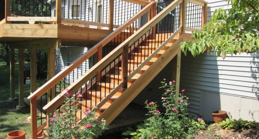 Deck Step Designs Lighting Furniture Design