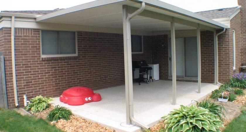 Decor Backyard Decks Roofs Design Ideas Covered