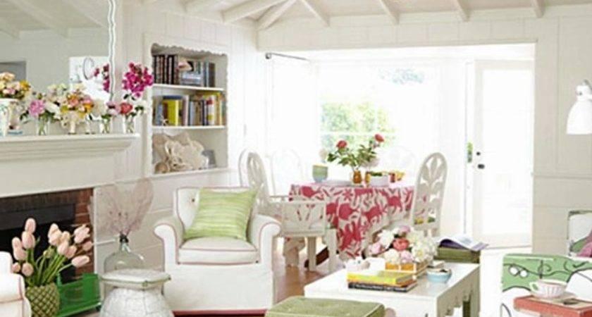 Decoration Beach House Interior Decorating Cottage Style