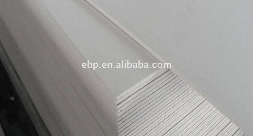 Decoration Vinyl Coated Gypsum Ceiling Boards Buy