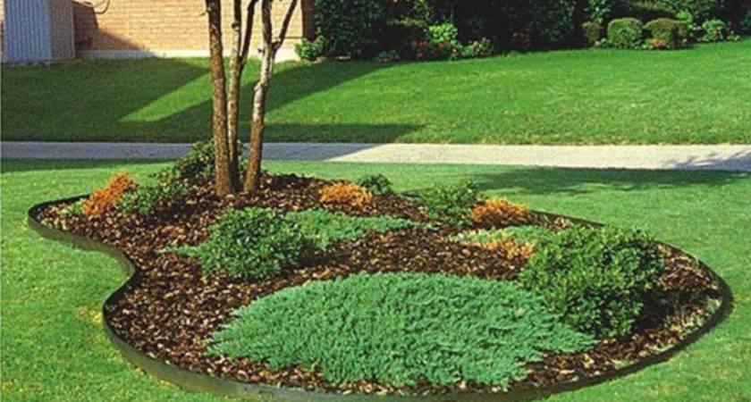 Decorative Landscape Edging Ideas Inexpensive