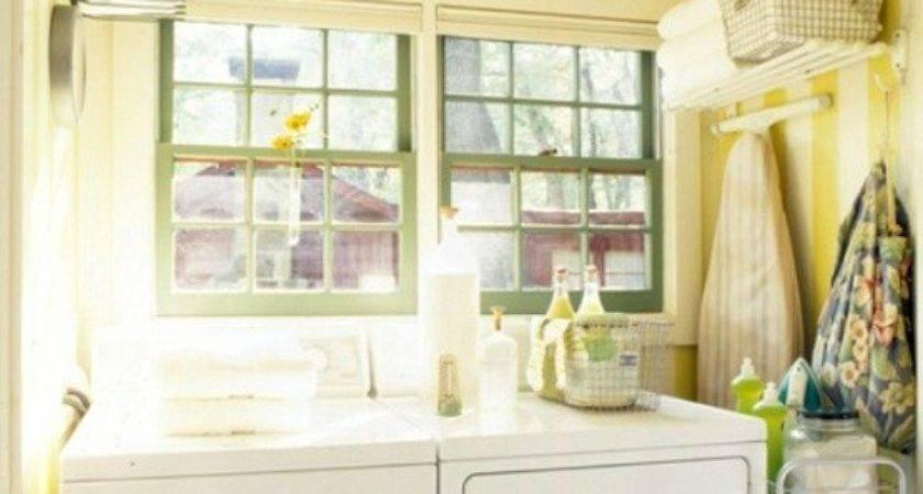 Decorative Paint Color Laundry Room Home Interiors