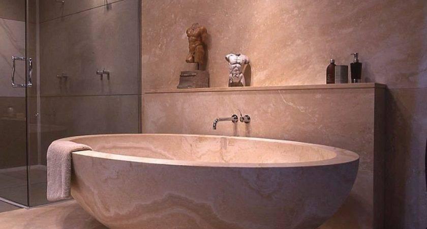 Deep Tubs Small Bathrooms Provide Functional