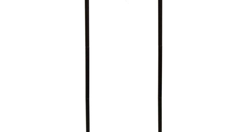 Delphi Studio Torchiere Floor Lamp Kit Specialty Bases Glass