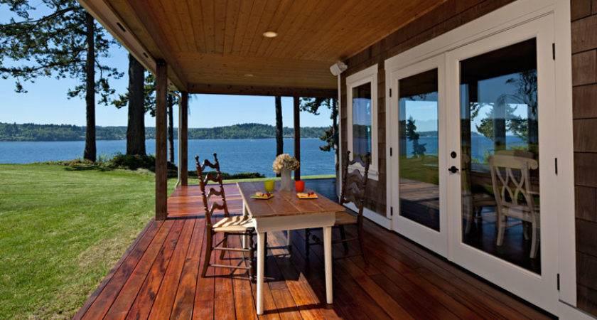 Design Ideas Cabin Decks Porches