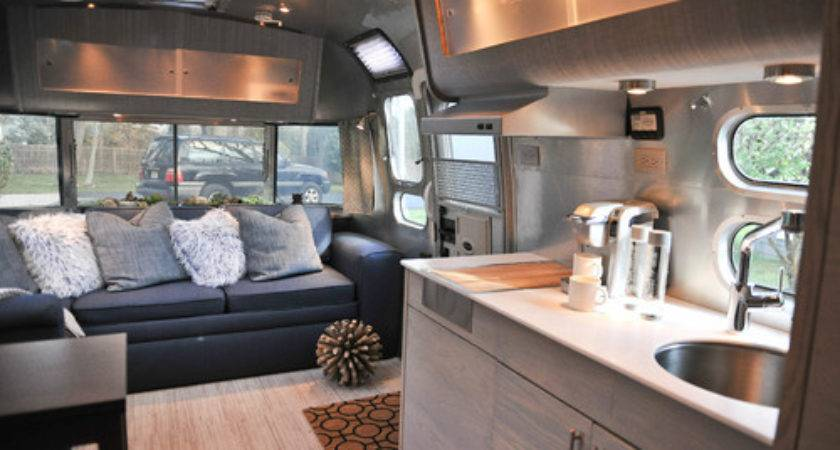 Design Simple Life Renovated Vintage Campers