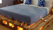 Designs Diy Beds Made Out Pallets Tiphero