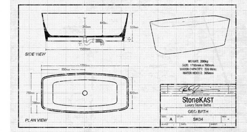 Designs Winsome Australian Standard Bathtub