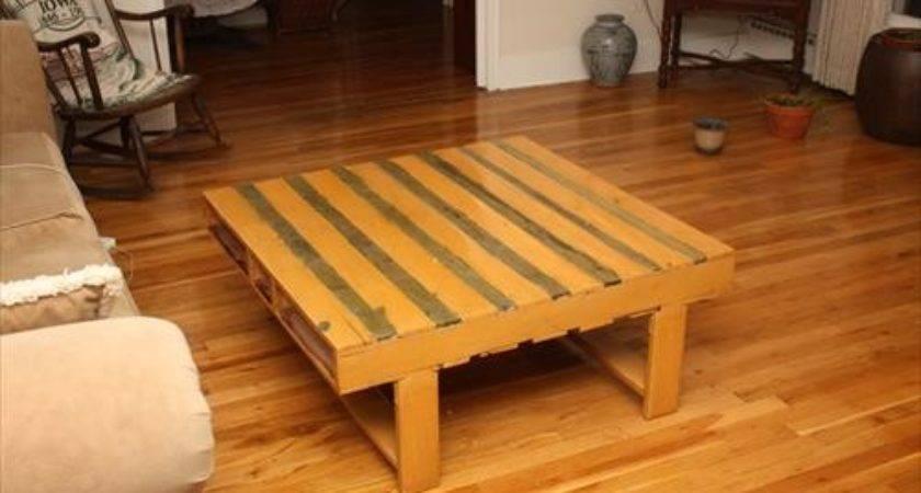Different Pallet Table Designs Pallets