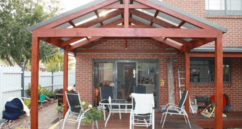 Different Types Porch Roofs Most Popular