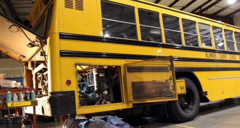 District Repairing Safeguarding School Buses Local News