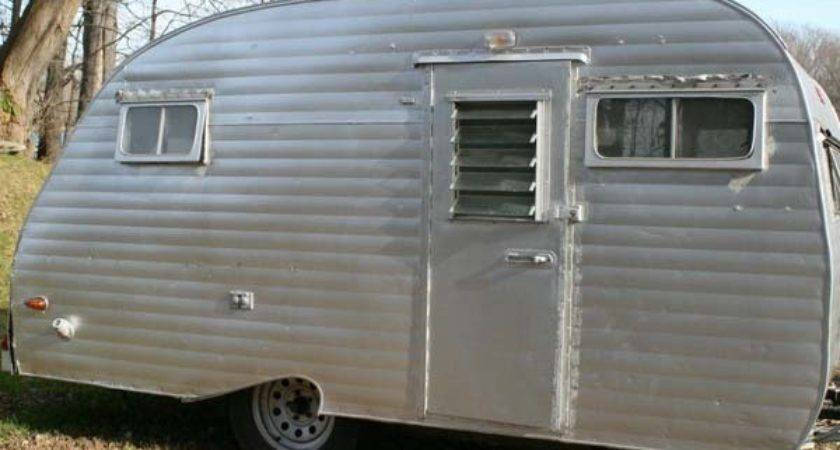Diy Camper Project Amazing Couple Did