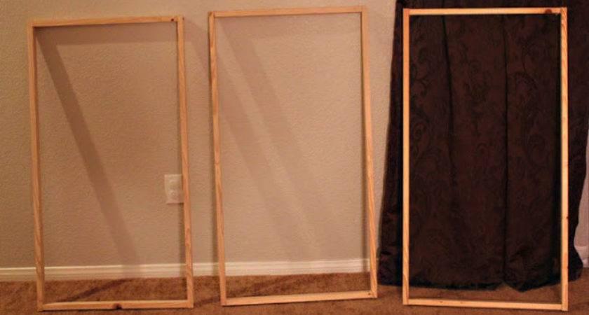 Diy Fabric Wall Panels Mama