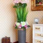 Diy Fashion Amere Rustic Ceramic Large Floor Vase Bowyer