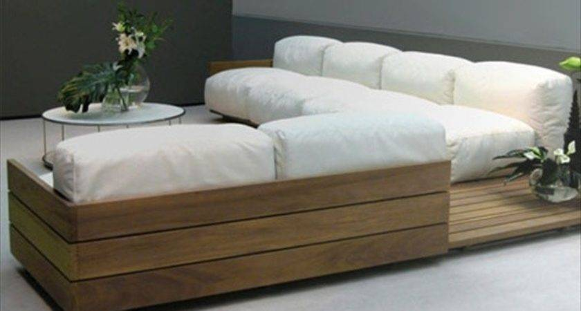 Diy Make Pallet Sofa Couch Wooden