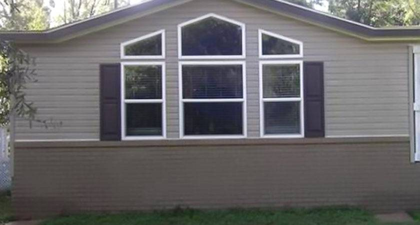 Diy Manufactured Home Skirting Your Self