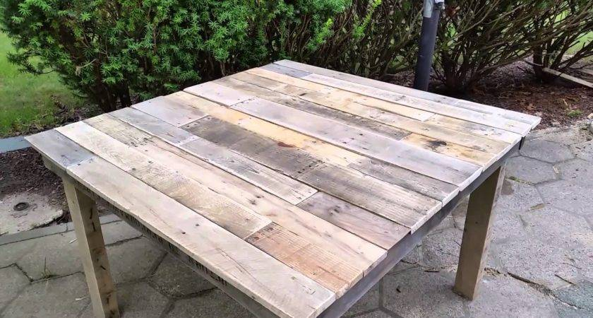 Diy Pallet Coffee Table Ideas Furniture