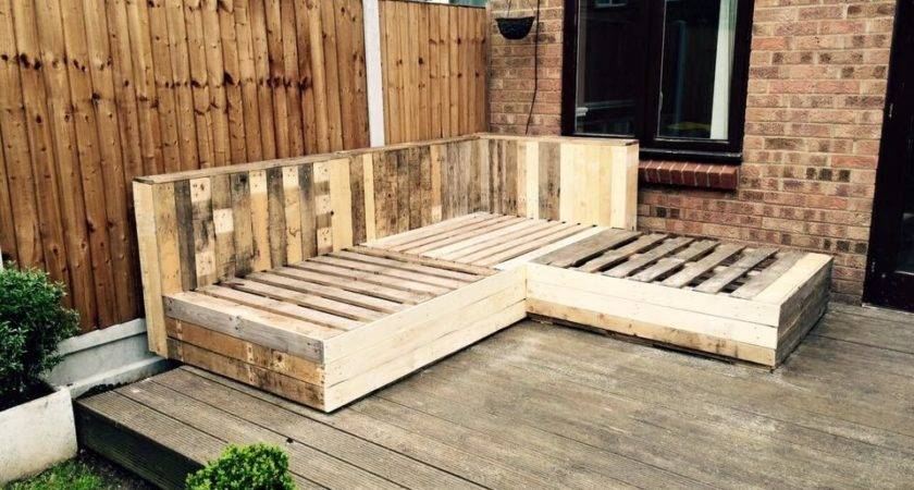 Diy Pallet Corner Sofa Ideas Recycled Upcycled