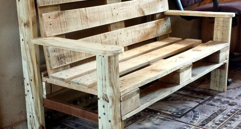 Diy Pallet Ideas Can Improve Your Home