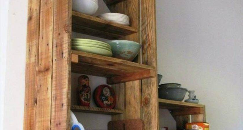 Diy Recycled Pallet Kitchen Furniture Ideas