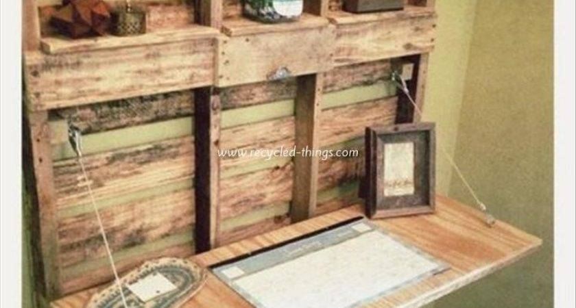 Diy Recycled Wood Pallet Projects Things