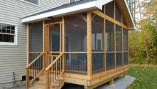 Diy Screened Porch Learn Screen