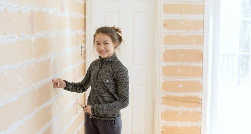Diy Shiplap Walls Cheap Driven Decor