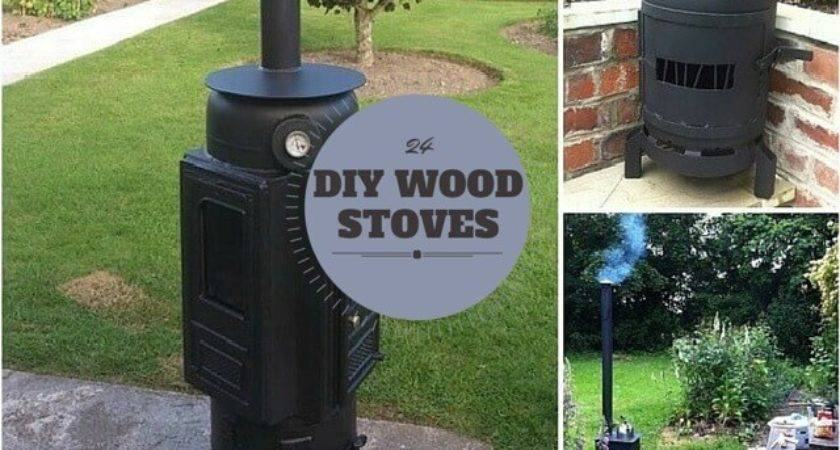Diy Wood Stoves Thehomesteadingboards