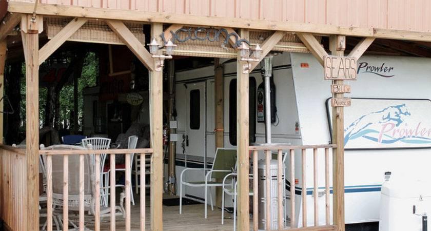 Docked Porch Flickr Sharing