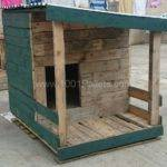 Dog House Made Out Pallets Picmia