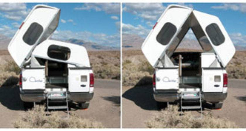 Don Design Your Own Pickup Camper Until Seen