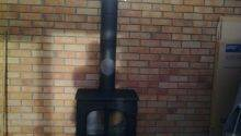Don Have Chimney Can Still Wood Burning