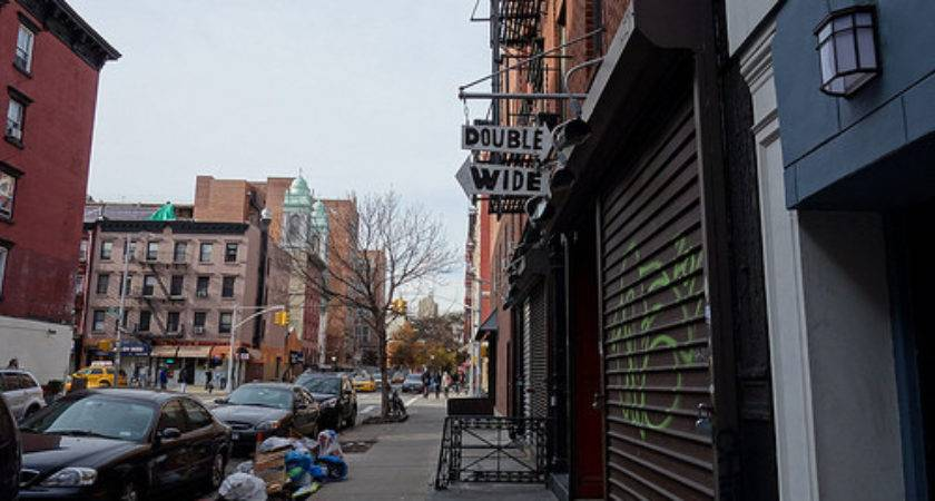 Double Wide East Street Village Nyc Flickr